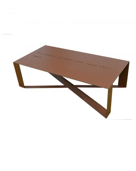 Table T-Steel IDfer